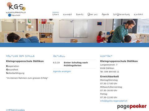 Kleingruppenschule Dällikon
