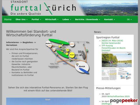 Standortförderung Furttal Zürich